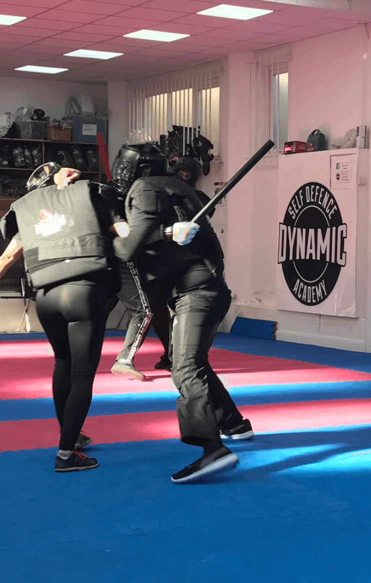 1st class protection self defence dynamic academy